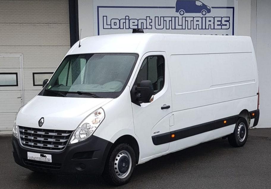 Vente de véhicules utilitaires à Lorient
